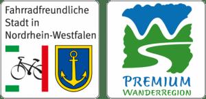 Ibbenbüren ist eine fahrradfreundliche Stadt und Premium-Wanderregion